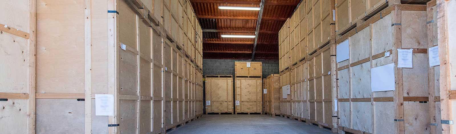 Storage in Jersey