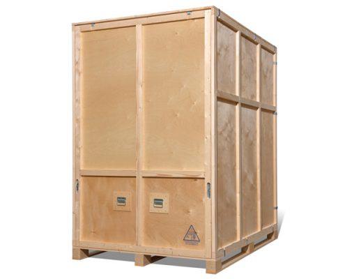 Storage in Jersey - Indoor units at Storaway