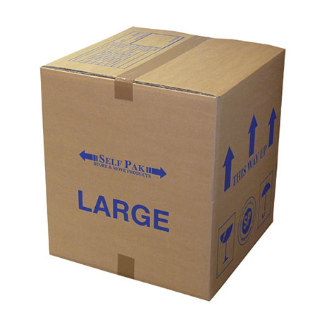 Storage Jersey packing box