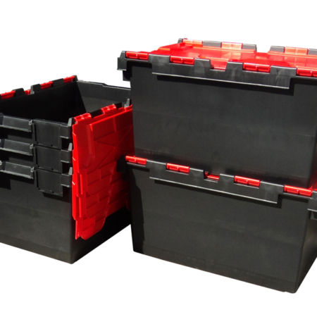 Hire removals crates in Jersey