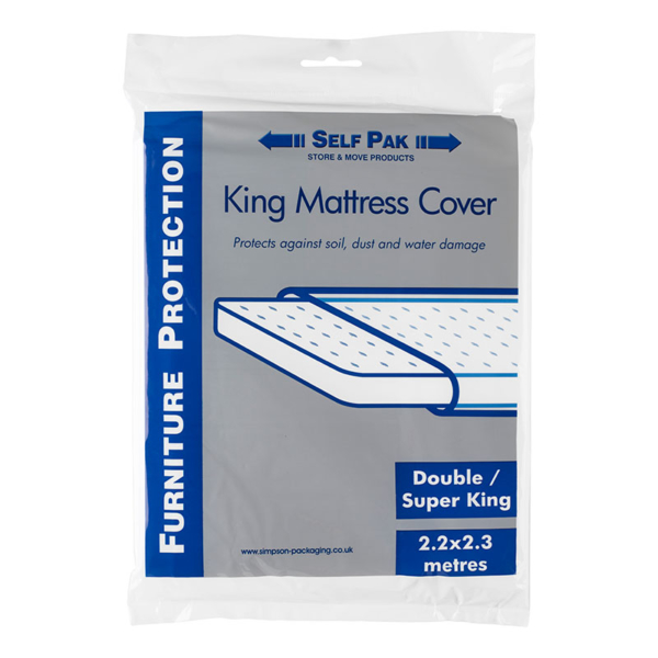 mattress cover for removals in Jersey