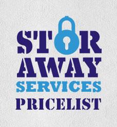 Pricelist storage in Jersey